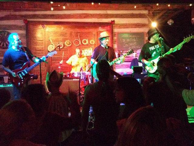 Groove Jam Festival Greensboro NC