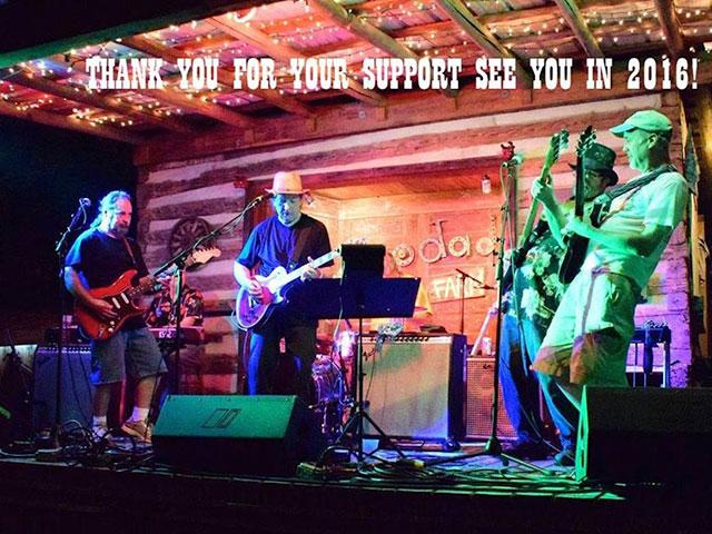 2015 Groove Jam Festival Greensboro NC
