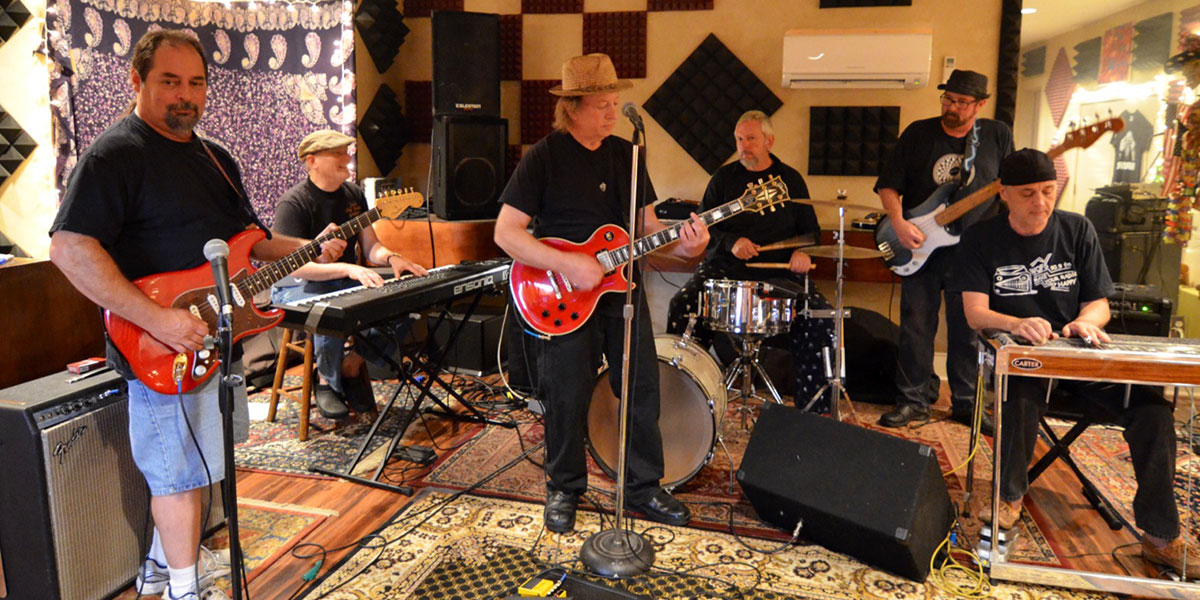 Rich Lerner and the Groove
