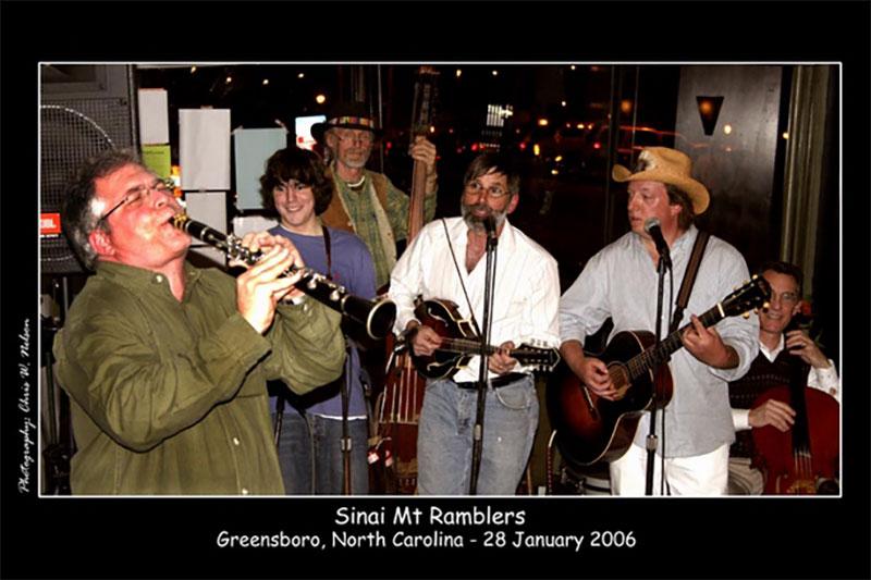 Sinai Mountain Ramblers