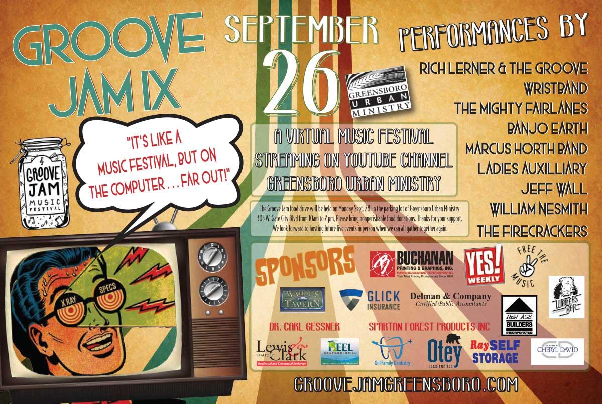 Groove Jam Festival 2020